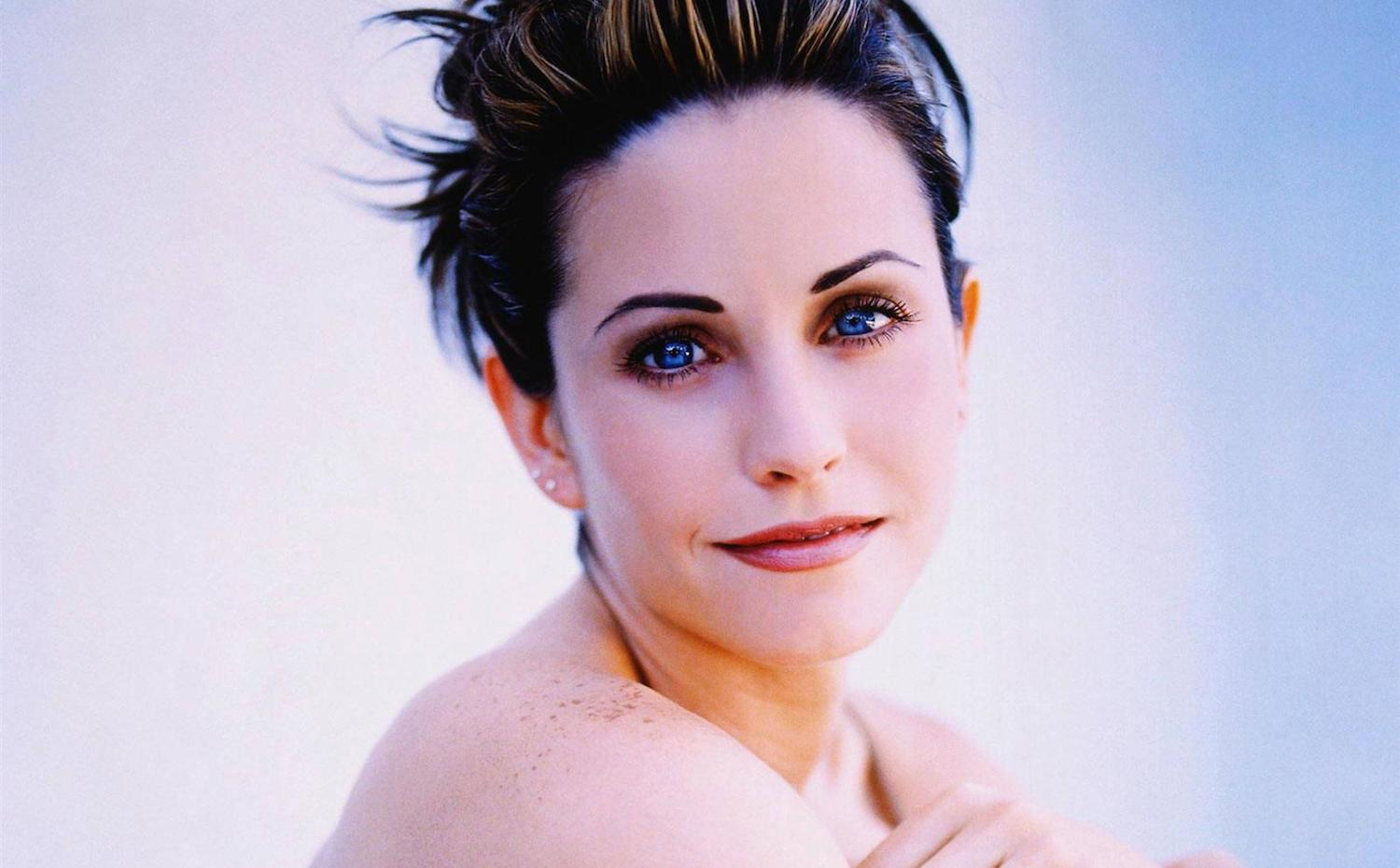 Courteney Cox es arquitecta